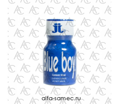 Попперс Blue Boy JJ 10 мл. (Канада) (1 фл. 10 мл.)