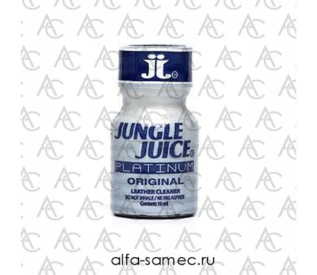 Попперс Jungle Juice platinum 10 мл. (Канада) (1 фл. по 10 мл.)